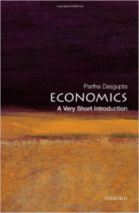 Economics - A Very Short Introduction