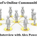Excel's Online Communities: Interview with Alex Powers