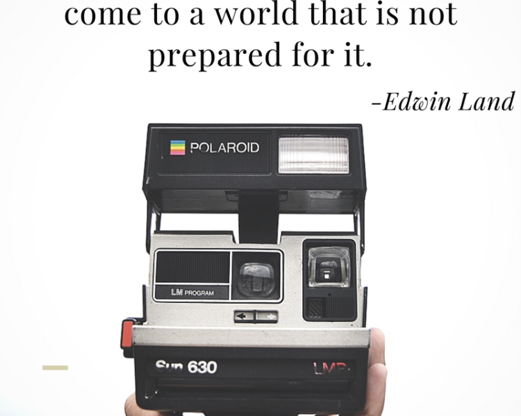 What The Story of Polaroid Taught Me About Innovation