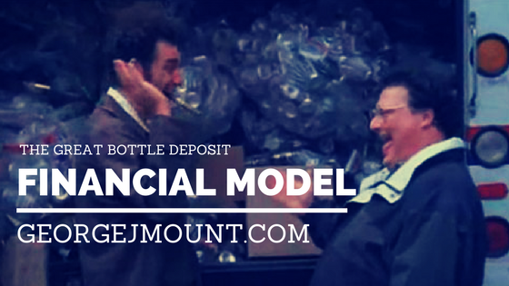 The Great Bottle Deposit Financial Model