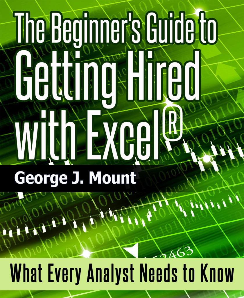 Excel Training Ebook
