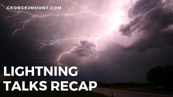Recap: Greater Cleveland R Users Lightning Talk